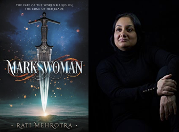 Rati Mehrotra Author of Markswoman