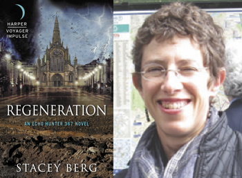 Stacey Berg author of Regeneration